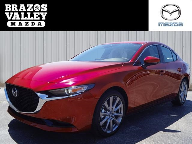New 2019 Mazda3 Select w/Select Package