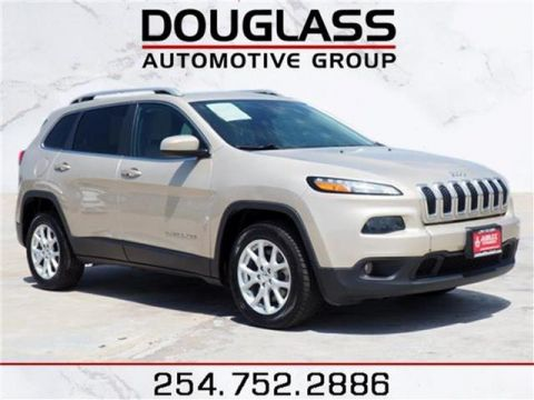 2015 Jeep Cherokee Latitude 4dr Front-wheel Drive